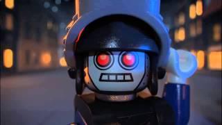 70808 Лего Фильм Погоня на супермотоциклах