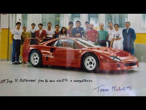 Materazzi Racconta: Perché nacque la Ferrari F40 - Davide Cironi Drive Experience (SUBS)