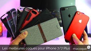 LES MEILLEURES COQUES POUR IPHONE 7 & 7 PLUS