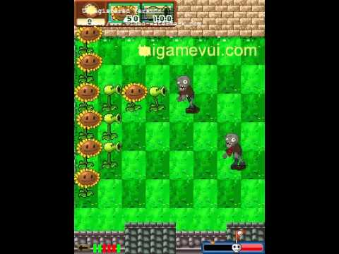Test Game Mobile Cuộc chiến thây ma P2