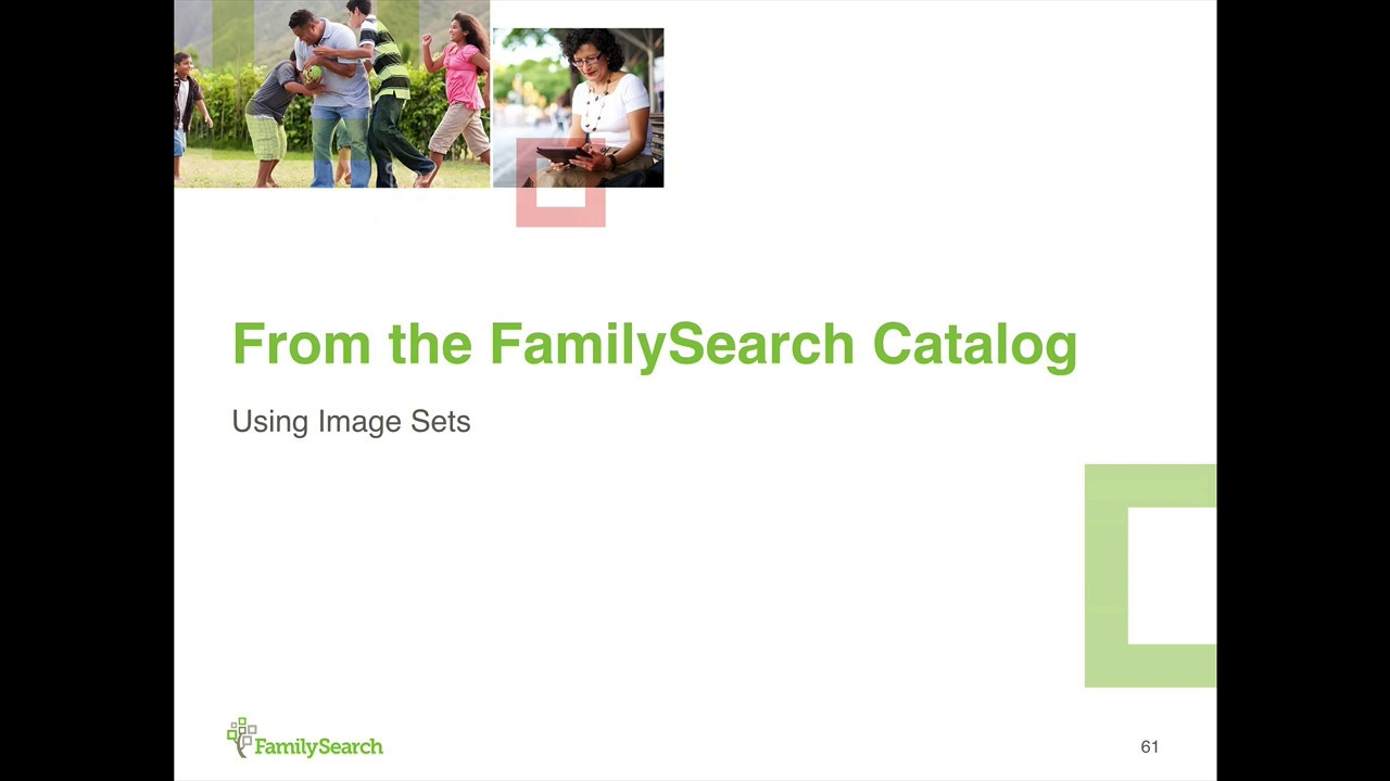 FamilySearch - Search from the FamilySearch Catalog - YouTube  FamilySearch - ...