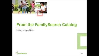 FamilySearch - Search from the FamilySearch Catalog