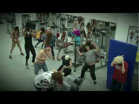 Harlem Shake Fitness Gym Prishtina
