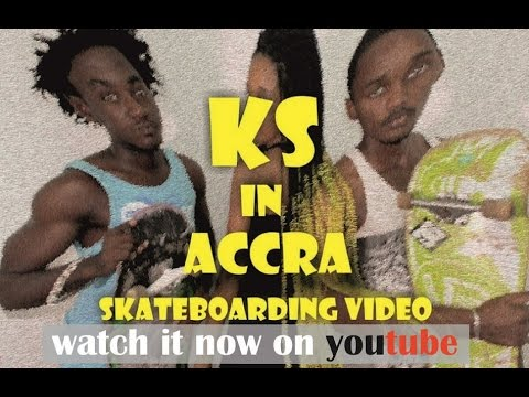 KS in ACCRA ( Killer's Skate in Ghana )