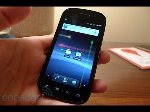 First Look: Google Nexus S