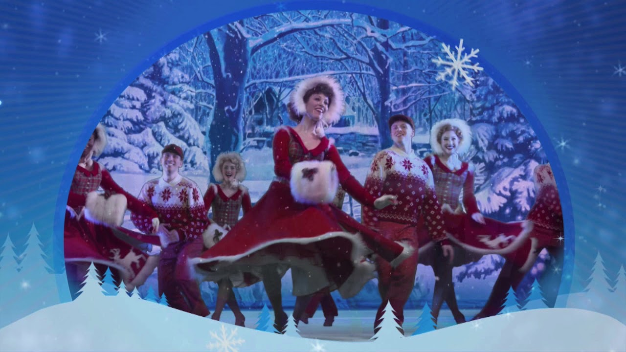 White Christmas Youtube.Irving Berlin S White Christmas At The Adrienne Arsht Center