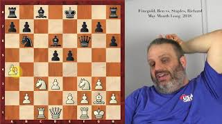 Games of GM Finegold, with GM Ben Finegold