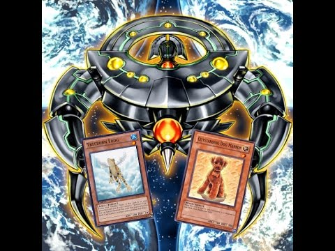 Yu-Gi-Oh endless World lockdown (Feb 2016)