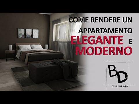 Come rendere un appartamento ELEGANTE E MODERNO | Idee d'Arredo | Belula Design