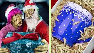 تيته زومبي! 13 ابتكار زومبي للكريسماس!