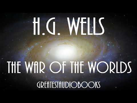 THE WAR OF THE WORLDS by H. G. Wells- FULL AudioBook | GreatestAudioBooks V3