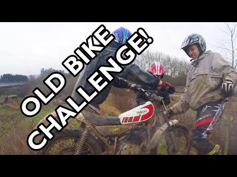 The Sammy Miller Challenge (Yamaha Ty175) – Episode 1