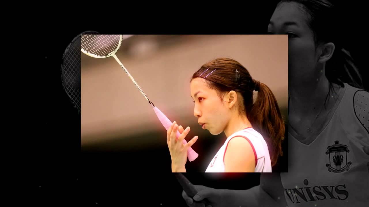Wilson Badminton Japan 2014 Misaki matsutomo Movie