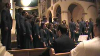 Tower Choir - Ubi Caritas Thumbnail