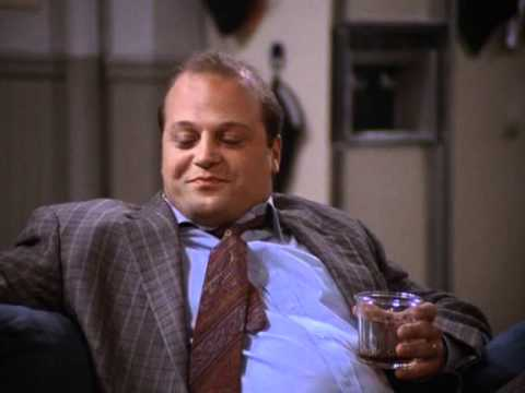 Michael Chiklis on Seinfeld