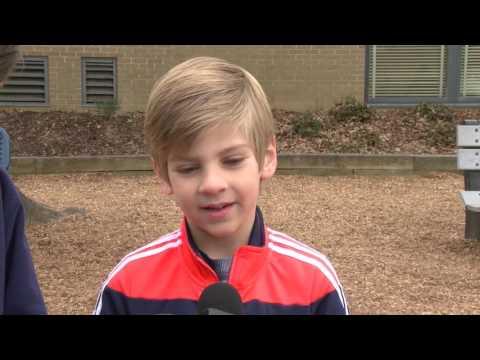 Buddy Bench Sparks New Friendships at Jones Lane Elementary School