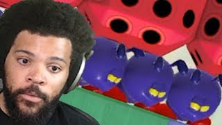 What is going on in this level?! - Kaizo levels