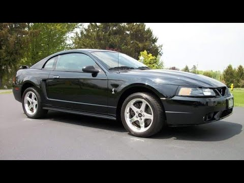 2001 Mustang Cobra With Kenne Bell Supercharger YouTube