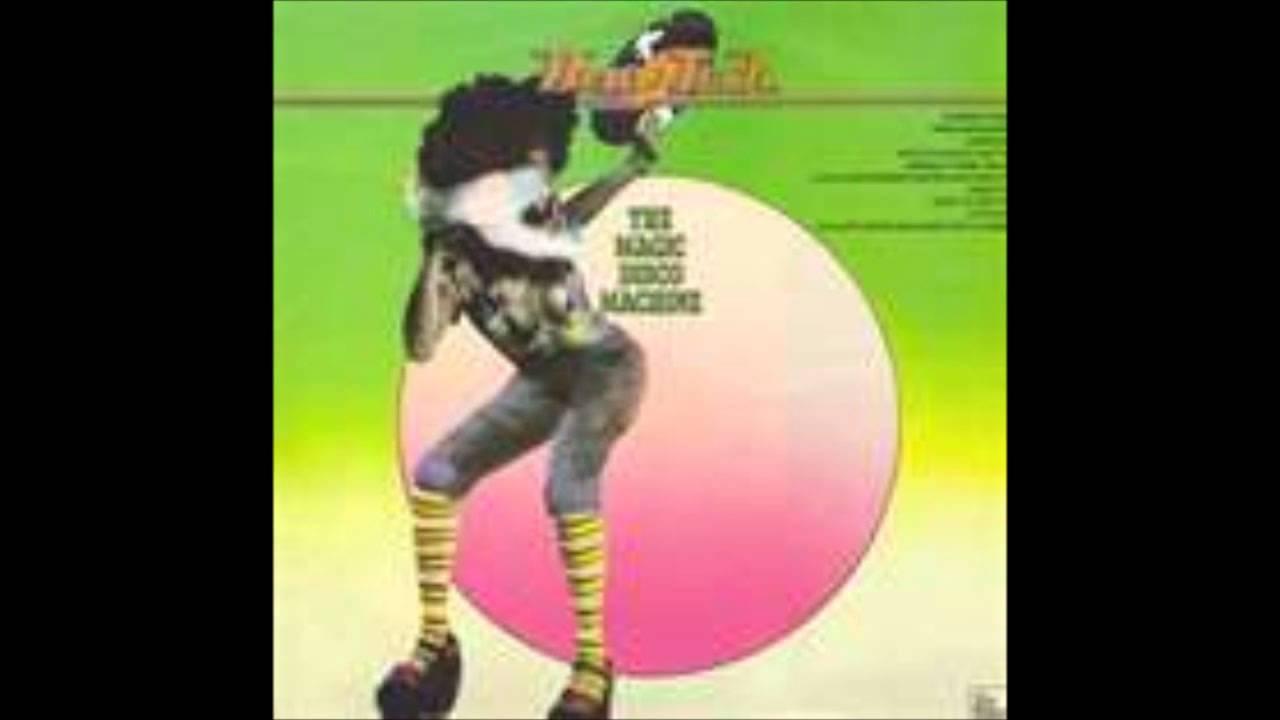 The Magic Disco Machine - Scratchin`