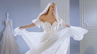 """Kasia z COUPLE POWER o swojej sukience: """"Robi ten efekt WOW!"""" [W czym do ślubu?]"""