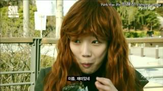[SNL Korea] Cheese in the trap parody - Part 1