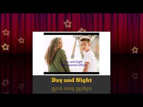 """Day and Night"" Johnny e Mackenzy Karaokê (REMAKE)"