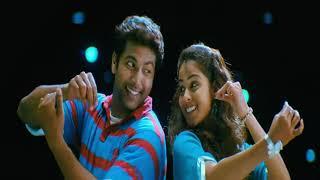 Adada Adada Adada Enai Yetho | Santhosh Subramaniyam | Jeyam Ravi | Jeliniya | 4K Video Song
