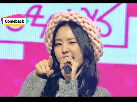 Apink - Good Morning Baby, 에이핑크 - 굿모닝 베이비, Show Champion 20141126