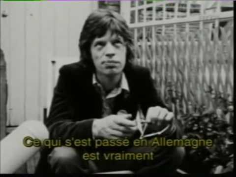The Rolling Stones - Mick Jagger: I