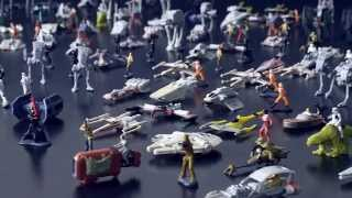 Star Wars US   Micro Machines Television Commercial