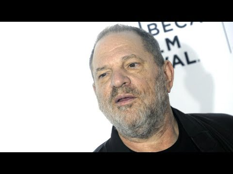 Harvey Weinstein fired from the company he co-founded after misconduct allegations