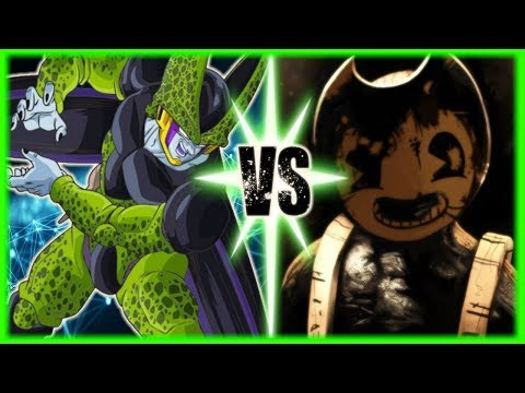 Perfect Cell Vs Bendy And The Ebola Machine (Sammy)