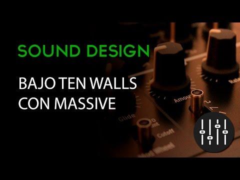 COMO CREAR UN BAJO ESTILO TEN WALLS | Deep House & Techno Melódico