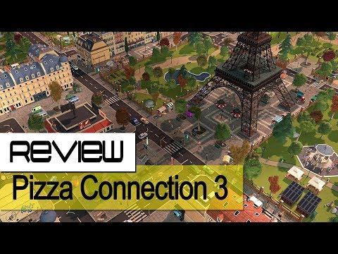 Pizza Connection 3 (PC) ★ Games Review ★ [HD] ★ German | Deutsch
