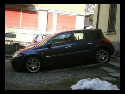 renault megane ii 1 9 dci 120 cv by desert youtube. Black Bedroom Furniture Sets. Home Design Ideas