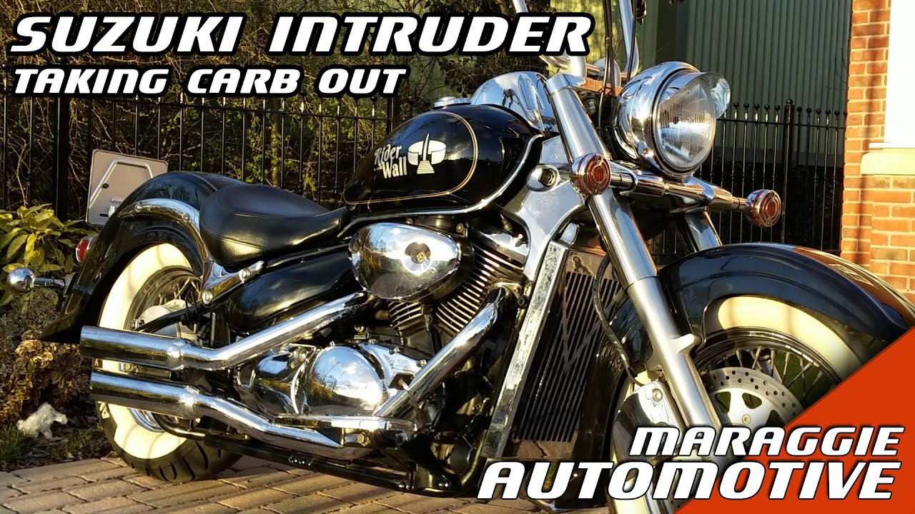 Suzuki Intruder Volusia Engine