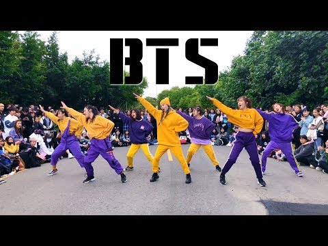[KPOP IN PUBLIC CHALLENGE] BTS 'War of Hormone, Boyz with Fun, IDOL' Cover by KEYME from Taiwan