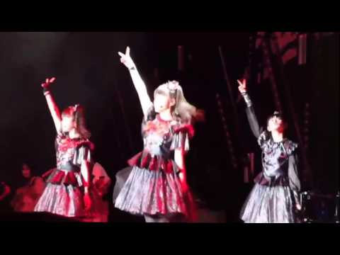BABYMETAL THE FORUM INGLEWOOD