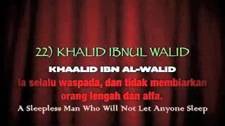 60 Para Sahabat Rasulullah (Saw) - Men Around The Messenger
