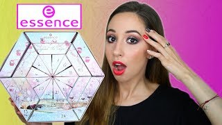 Essence Beauty Advent Calendar (watch this before buying!) | Vasilikis Beauty Tips