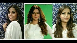 Zoya/ Jennifer inspired look || in *bepanah* serial || style with me ||