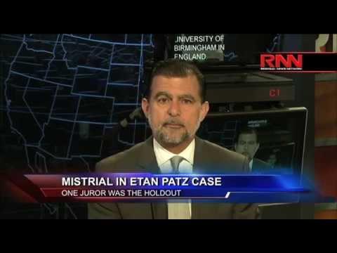 Mistrial in Etan Patz Case   One Juror Was The Holdout
