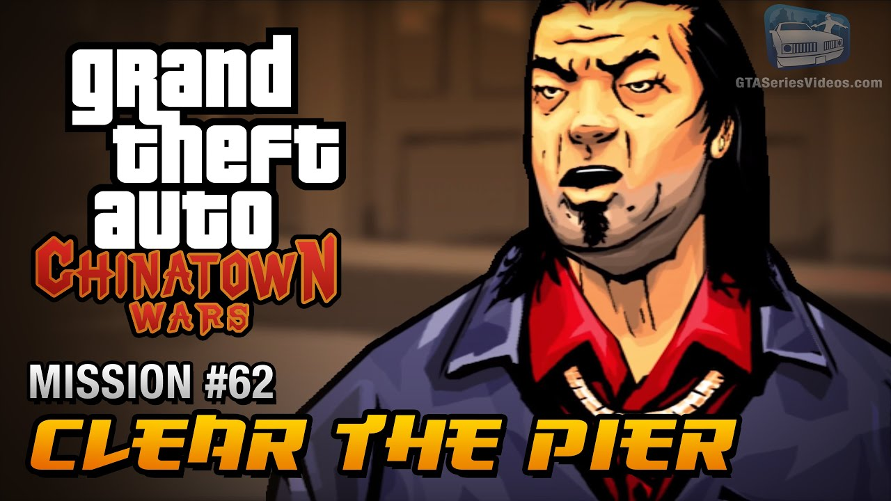 GTA Chinatown Wars - Mission #62 - Clear the Pier