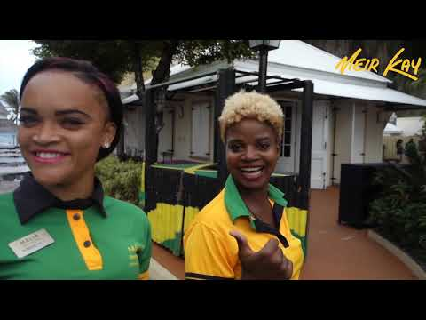 I Met The Jamaican Rhianna