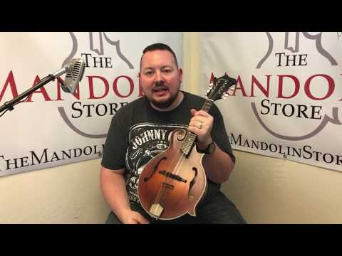 Eastman MD315 ∙ The Mandolin Store