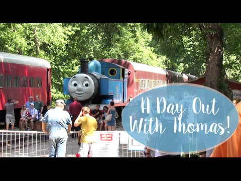 A Day Out With Thomas VLOG!