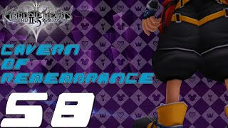 Kingdom Hearts HD 2.5 ReMIX - Kingdom Hearts II Final Mix - Ep. 58 - Cavern of Remembrance