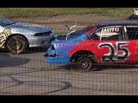 Skidplate Race Full, Crashocolypse / Crashorama 2014