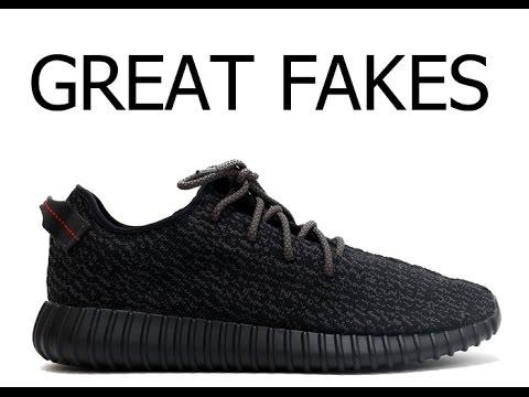 de8115f63 The Best Fake Yeezy s! - YouTube