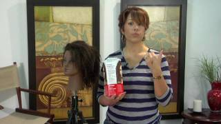 Hair Relaxers & Straightening Techniques : About Chemical Hair Straightening Products